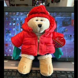 Starbucks 51st Edition Bearista Bear